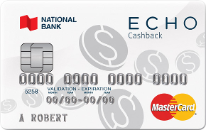 Image of Carte ECHO Remises MasterCard
