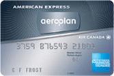 Carte de Platine AéroplanPlus American Express