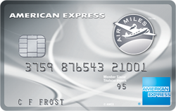 American Express Air Miles Platinum Credit Card
