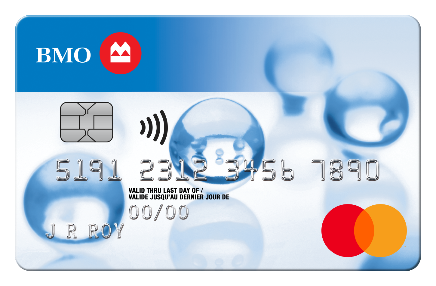 BMO® Preferred Rate MasterCard®
