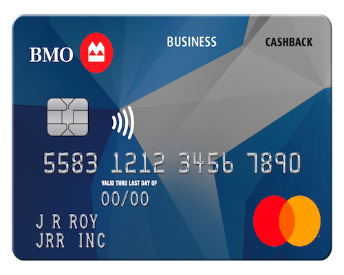 Best business credit cards in canada ratehub bmo cashback business mastercard reheart Gallery