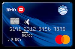 Carte MasterCard BMO AIR MILES sans frais