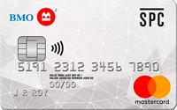 Carte MasterCard BMO SPC AIR MILES