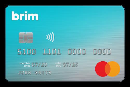 Image of Brim Mastercard