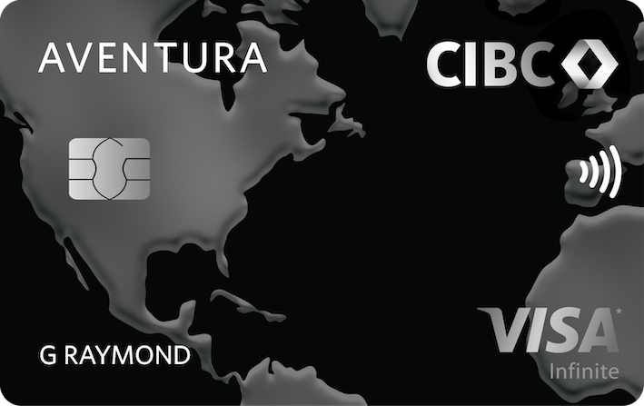 Image of CIBC Aventura® Visa Infinite* Card