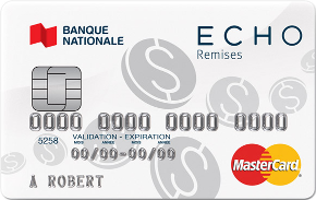 Carte ECHO Remises MasterCard