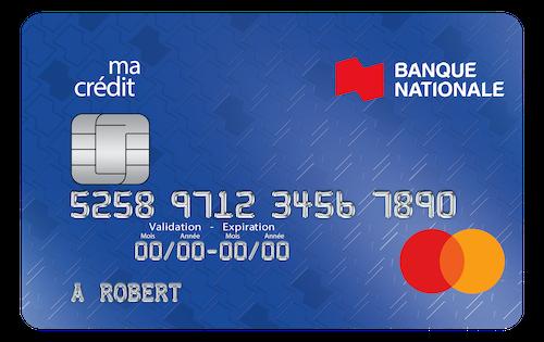 macrédit Mastercard