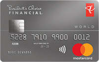 PC Financial® World Mastercard®