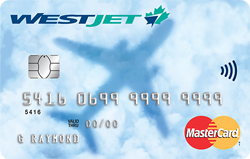 WestJet RBC MasterCard®