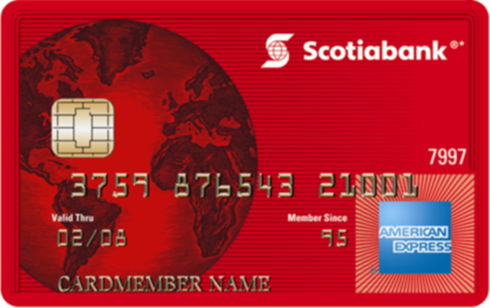 Scotiabank® American Express® Card