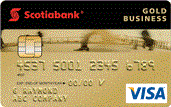 Carte VISA Affaires de la Banque Scotia