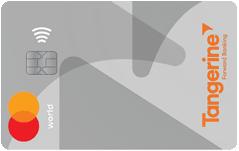 Image of Tangerine World Mastercard®