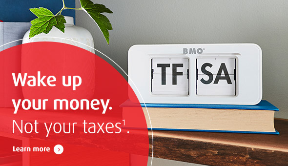Image of Enjoy a bonus offer in your BMO® TFSA