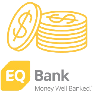 Image of Stack Up Your Savings with an EQ Bank GIC + up to $150 Cash
