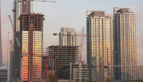 Buying a pre-construction condo
