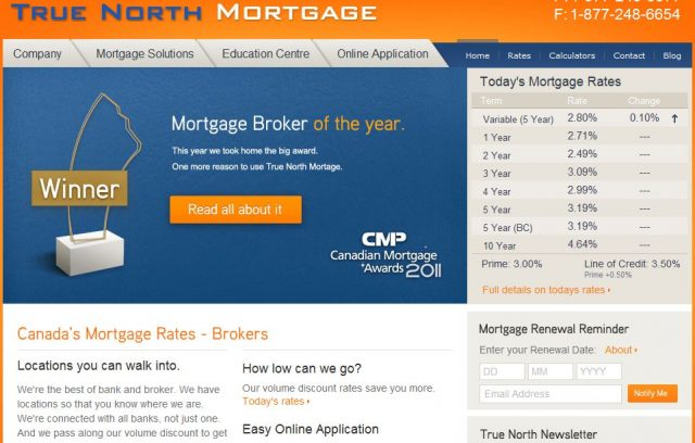 canada mortgage broker