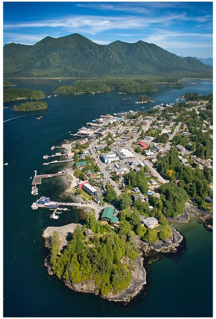 canadian vacation homes  tofino  bc