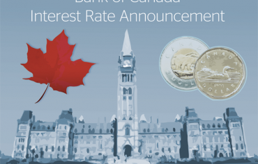 Interest Rate Annoucement