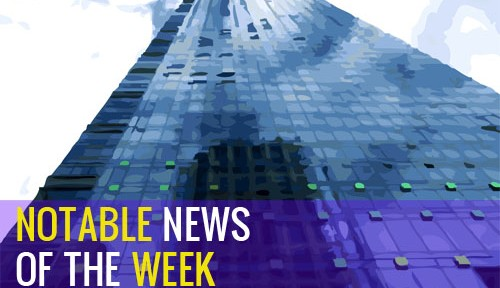 Notable News of the Week - January 18, 2013