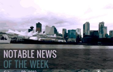 Notable News of the Week February 22 2013