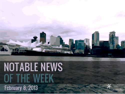 Notable News of the Week February 8 2013