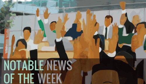 Notable News of the Week March 1 2013