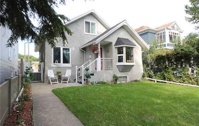 Starter Home in Edmonton Alberta