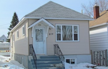 Starter Home in Thunder Bay Ontario