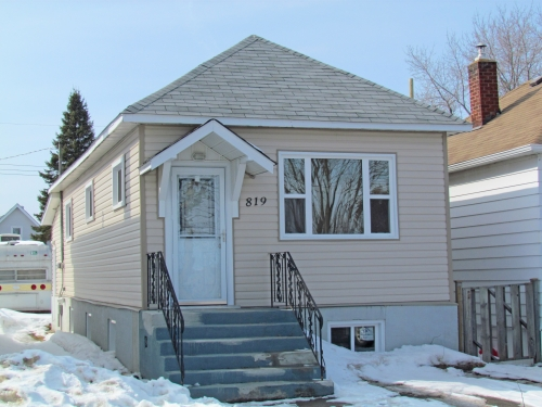 Starter Home in Thunder Bay Ontario