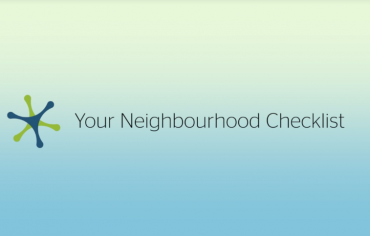 Your Neighbourhood Checklist