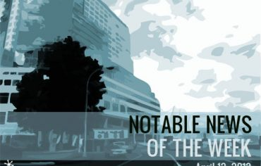 Notable News of the Week April 12 2013