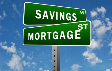 Mortgage Savings Sign