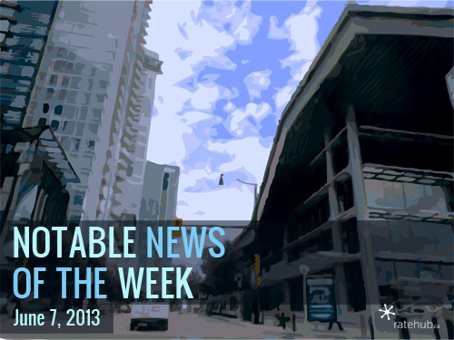 Notable News June 7 2013