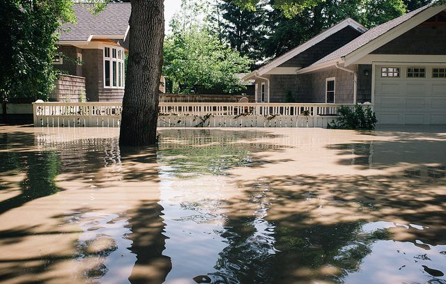 Alberta Flood Home