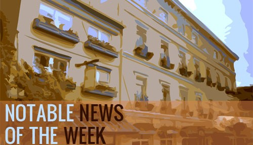 Notable News of the Week August 2 2013