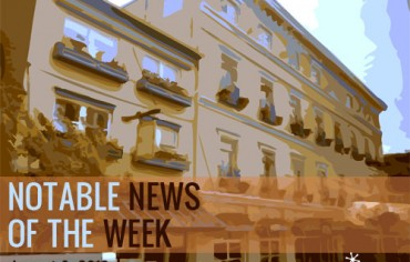 Notable News of the Week August 9 2013