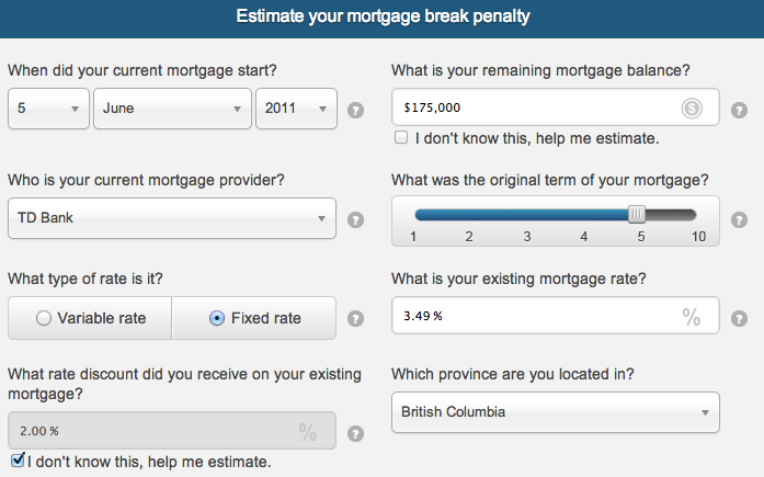 td-fixed-mortgage-penalty