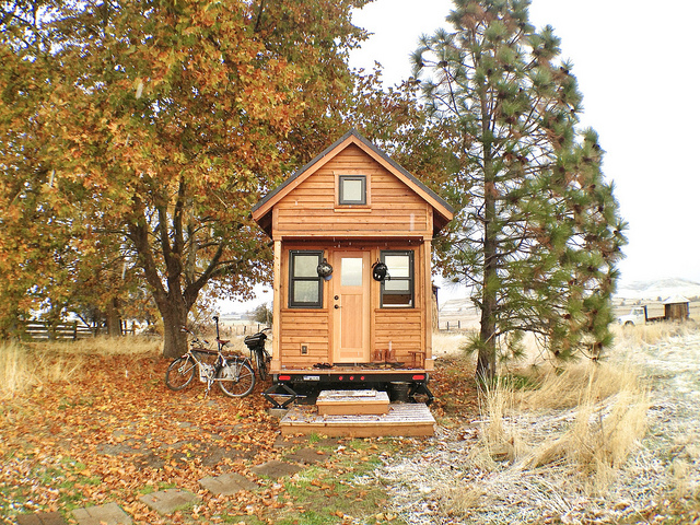 Can You Get a Mortgage for a Tiny House RateHub Blog