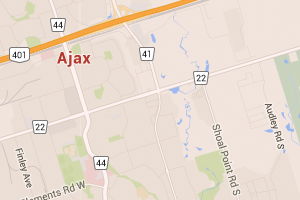 Ajax-ON-google-maps
