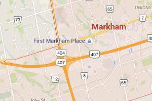 Markham-ON-google-maps