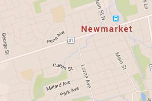 Newmarket-ON-google-maps