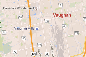 Vaughan-ON-google-maps