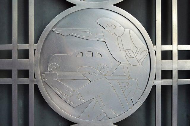 TSX-door-detail-stock-exchange