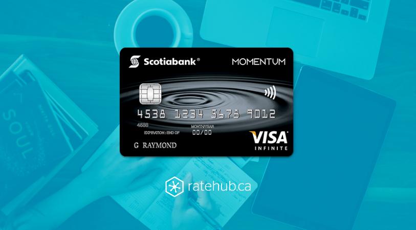 Carte American Express Scotia.Review Scotia Momentum Visa Infinite Ratehub Ca Blog