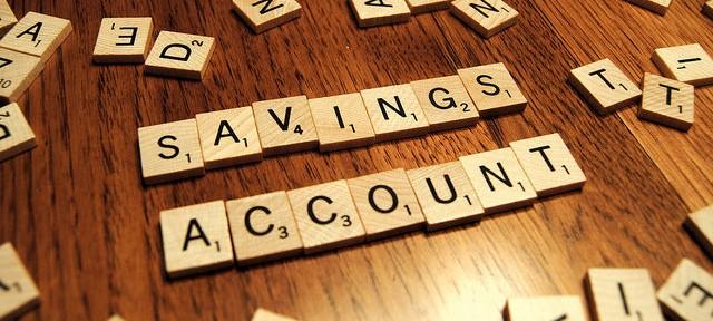 savings account
