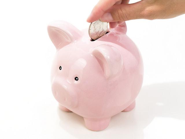 piggy bank savings