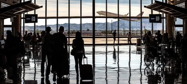 travel airplane airport