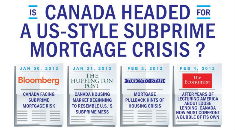 CANADIAN HOUSING MARKET WILL COOL, NOT CRASH [INFOGRAPHIC] - Ratehub