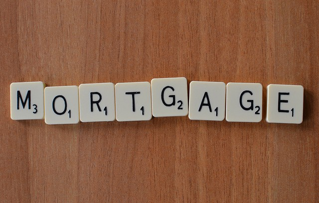 mortgages-word