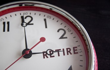 retirement-clock